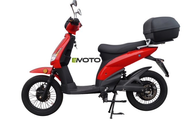 easyvelo emofa mofa 20kmh scooter elektro scooter. Black Bedroom Furniture Sets. Home Design Ideas